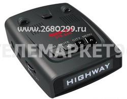 Автомобильный радар-детектор SHO-Me STR-800
