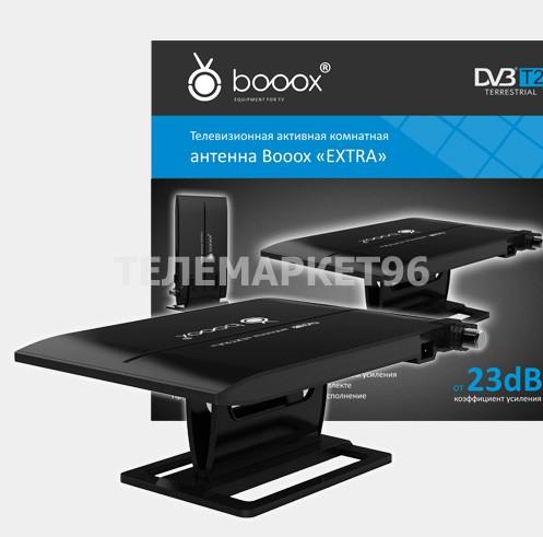 "Комнатная эфирная DVB-T2 антенна Booox ""EXTRA"""