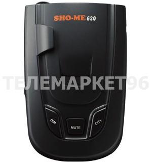 Автомобильный радар-детектор SHO-Me 620