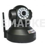 Компактная поворотная IP видеокамера по доступной цене