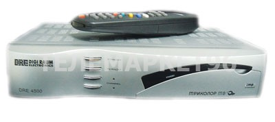 Спутниковый ресивер Триколор ТВ Сибирь DRS-4500
