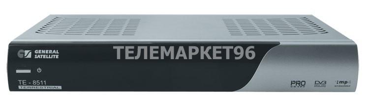 Цифровой эфирный ТВ терминал General Satellite TE-8511