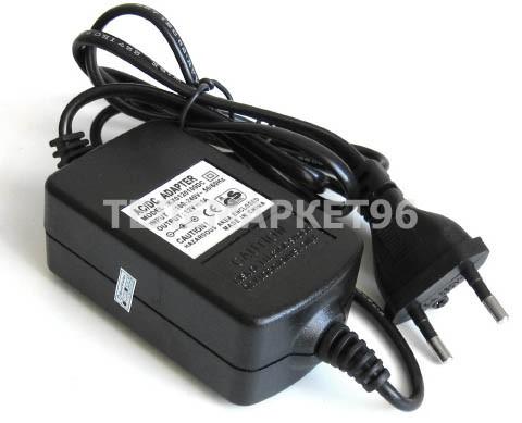 Сетевой адаптер (Блок питания) для спутникового ресивера Триколор ТВ GS GS8302/ GS8304/8305/8306/8307/8308/U510