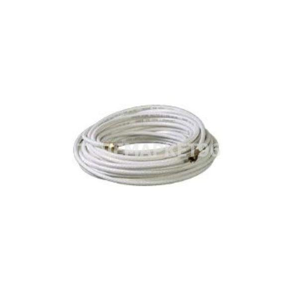 Коаксиальный ТВ кабель RG-6 (15м)