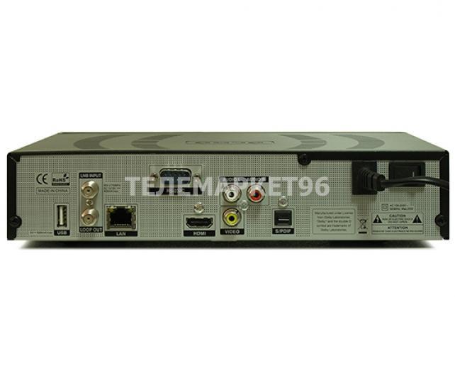Ресивер спутниковый Doctor HD D15