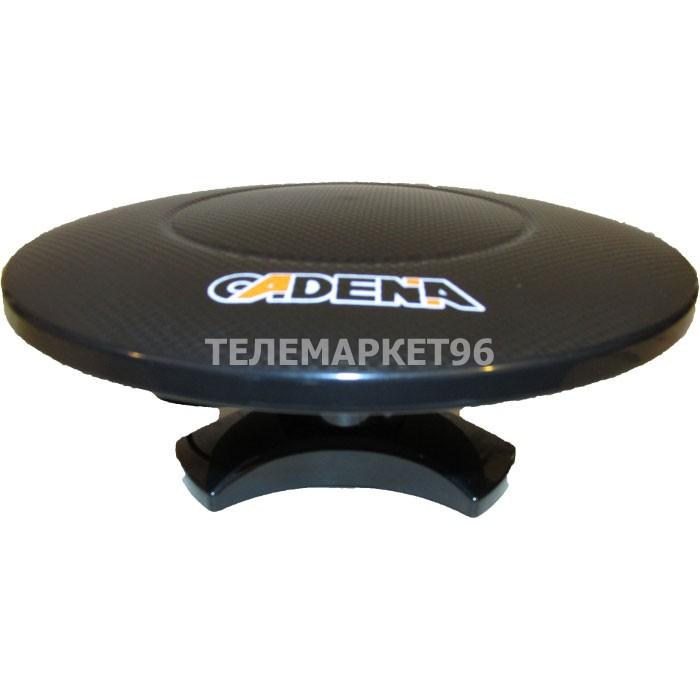 ТВ- антенна ДМВ комнатная с усилителем CADENA DVB-T9018B