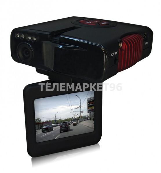 Видеорегистратор и радар-детектор Highscreen Black Box Radar Plus