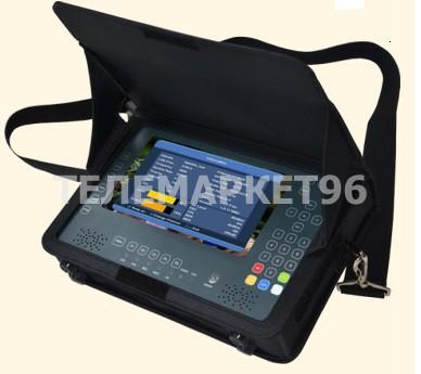 Прибор для точной настройки спутниковых антенн, эфирных и кабельных цифровых систем X-Finder 2