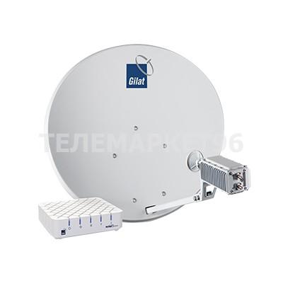 Комплект спутникового интернета Триколор Gemini I Gilat
